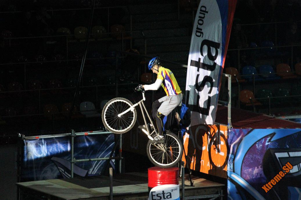 Прорыв 2011 - Велотриал