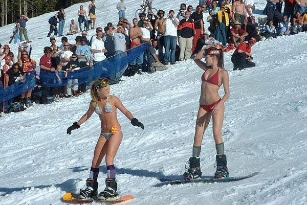 Минимальная экипировка сноубордиста